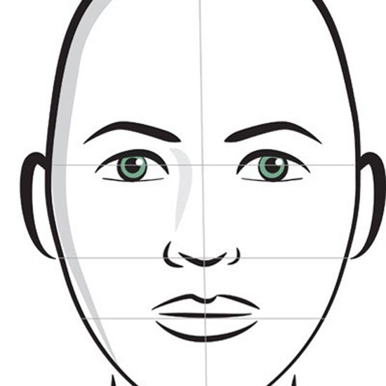 describing-a-facial-feature-oval-head